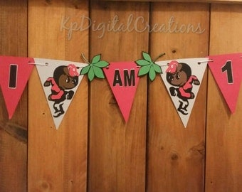 Ohio state party, ohio state buckeyes, osu party decor, buckeyes birthday party, ohio state buckeyed, I am one banner, ohio state birthday