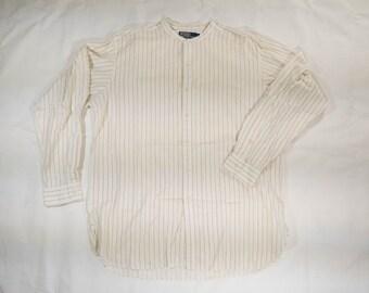 Polo Ralph Lauren Bernard Banded collar Long sleeve button up shirt