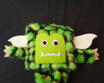 Gremlin Monster Plush Toy