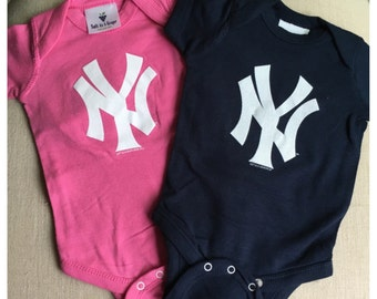 New York Yankees Classic Infant Onesie
