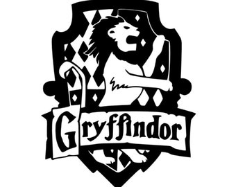 Gryffindor Decal