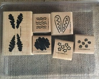 Stampin' Up Squiggles