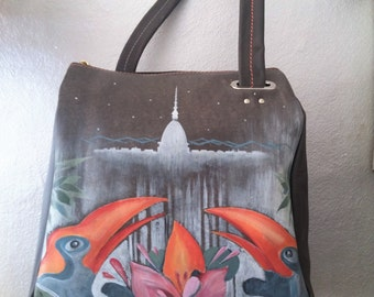"Bag ""Tucano Story-Line Painting"