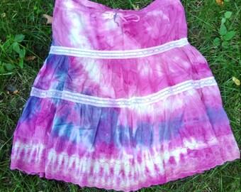 Bulls Eye Skirt
