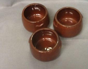 West Bend Soup Bowls-Soup Mugs