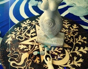 Spiral Goddess