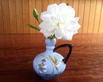 Victorian Specimen Vase / Decorative Vintange Vase