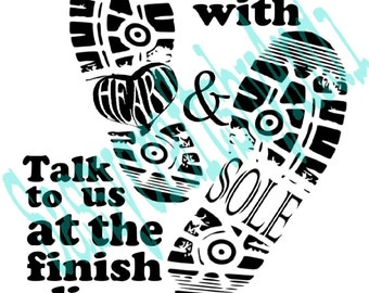 We run with Heart and Sole