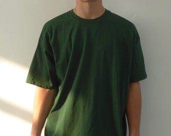 Compton T-shirt Forest Green