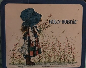 Vintage Holly Hobbie Lunch Box