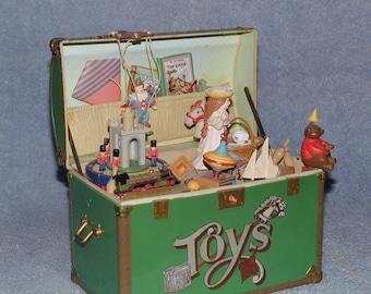Music Box - Enesco Toy Symphony 1986
