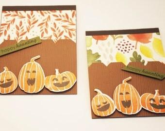 Halloween Party Invitations, Halloween Cards, Halloween Invitations, Happy Haunting Invitations