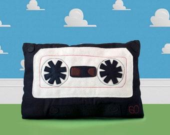 Pillow audiotape! Vintage style!
