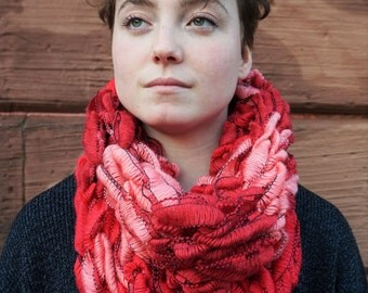 Infinity Snood Scarf