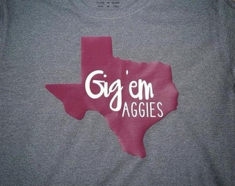 Texas A&M Spirit Shirt