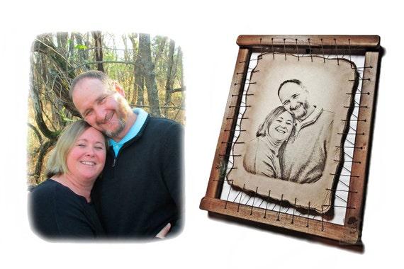 Emerald Wedding Anniversary Gifts: Parents Anniversary Gift Grandparents 50th Wedding By