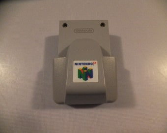 Original Nintendo 64 Vintage Video Game Rumble Pak Accessory