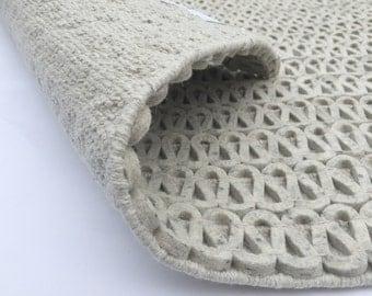 ENTWINE wool rug