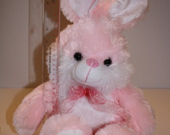 "Pink 15"" Bunny"