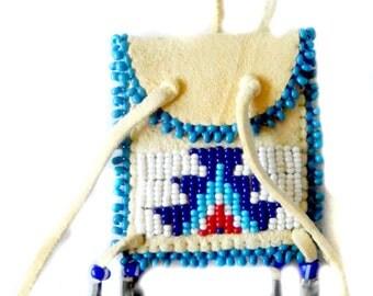 Medicine bags - medicine bag II - blue