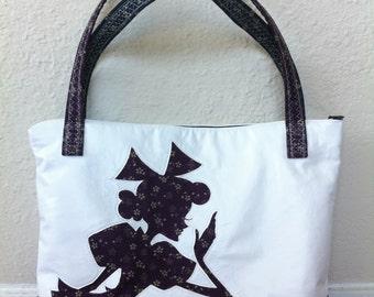 Revolutionary Girl Utena Silhouette Girls Bag