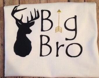 Big Brother deer shirt
