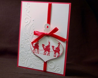 Christmas Card/Wise men,Set of 3