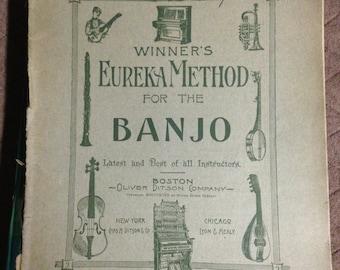 Winner's Eureka Method for the Banjo