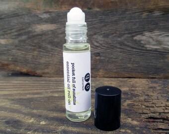 pocket full of sunshine essential oil roll-on