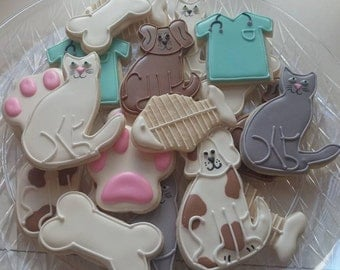 Veterinarian Cookies