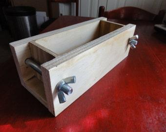 Soap Mold Box (Easy Remove)