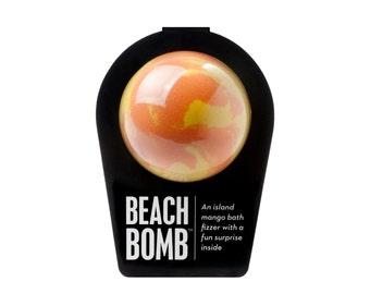 The Beach Bomb, Bath Bomb, Bath Fizzer, Bath Fizzie, Surprise Inside, Bath And Body