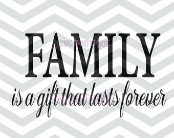 Home Family Blessing Svg Clipart Family Quote Word Art