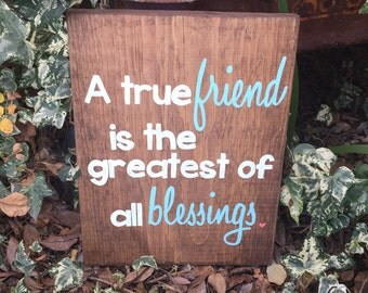 Wood signs sayings, wood signs with sayings, friendship signs, friendship wood signs, signs about friendship