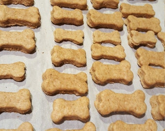 Homemade Dog Treats.