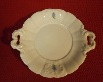 Collectible Ceramic handled plate