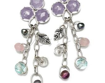 Lunar Berries Earrings