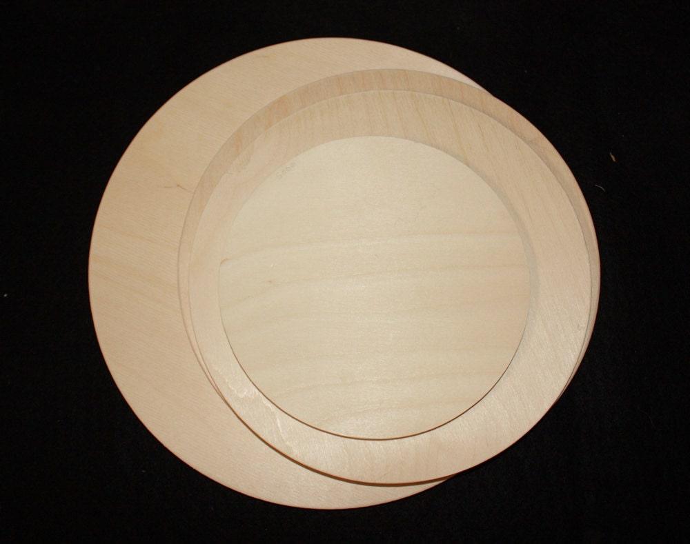 14 5 Wood Circle Cut Out14 5 Craft Circlecraft