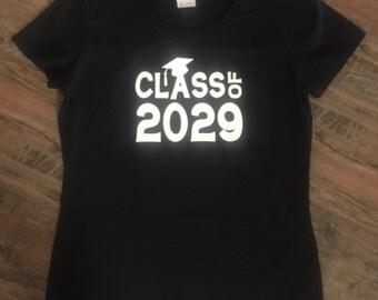 Custom Graduation Shirt
