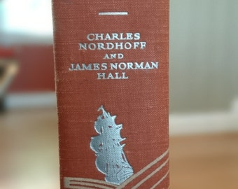 Pitcairn's Island / 1934/ Charles Nordhoff and James Norman Hall/ Mutiny on the Bounty