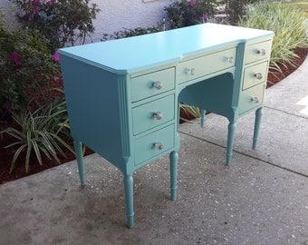 Sold!! Gorgeous Vintage Desk (circa 1940)
