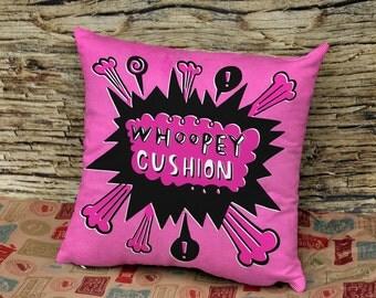 Whoopey Cushion