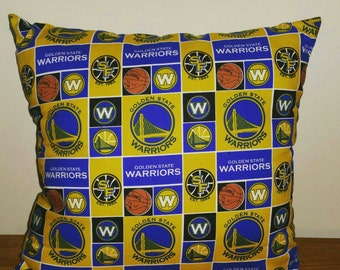 "FREE SHIPPING NBA pillow, decorative pillow, home decorations, team pillow, 18x18"" pillow, pillow"