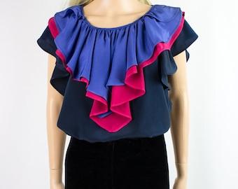 Escada silke blouse