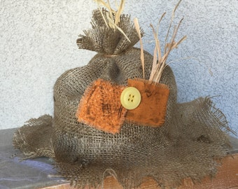 Scarecrow Hat (Made to size)