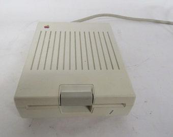 Vintage Apple External Floppy Disk Drive A2M4050