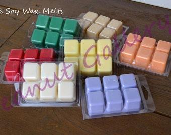 100% Soy Wax Melts/Tarts