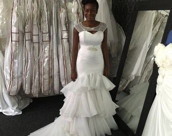 Transformable wedding gown