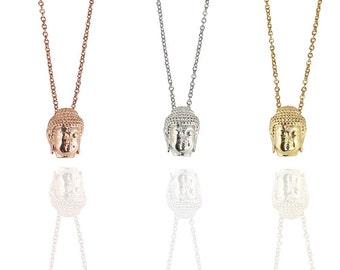 Buddha Necklace 925 / Sterling Silver