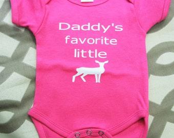 Deer Onesies, Baby Onesies Girl, Fun Onesies, Deer Baby Onesies